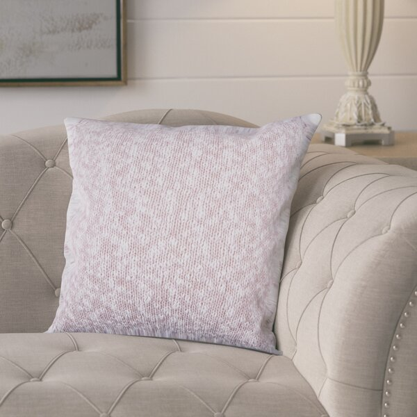 Drury 100% Cotton Throw Pillow by Gracie Oaks
